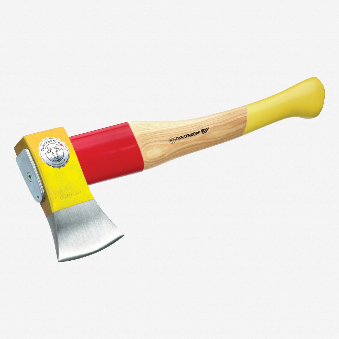 ochsenkopf ox 644 h-1255 hatchet split-quick rotband-plus