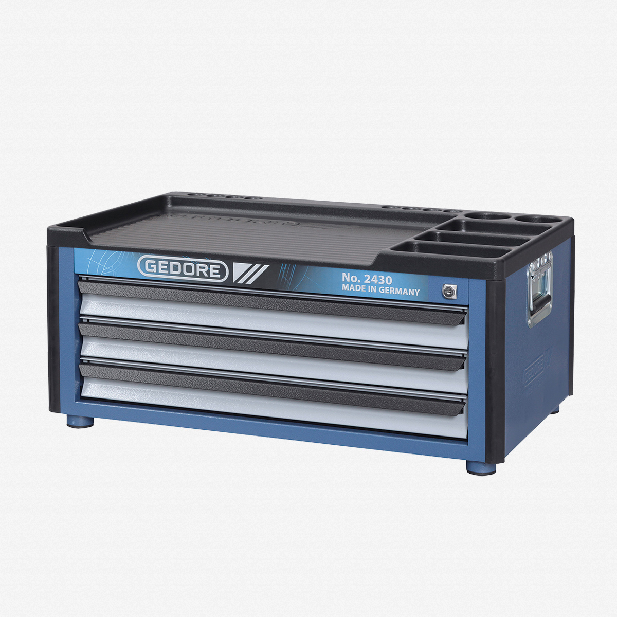 in drawer steel duty kobalt of storage toolbox box tool heavy black lockable