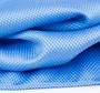 CASE The Diamond 16 x 16 Microfiber Glass Towels (250 Count) (51616-DIAMOND-CASE)
