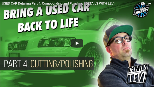 USED CAR Detailing Part 1: Inspection | DETAILS WITH LEVI
