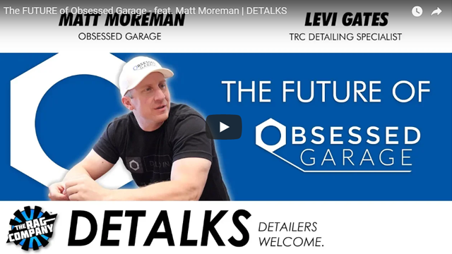 The FUTURE of Obsessed Garage - Featuring Matt Moreman | DETALKS