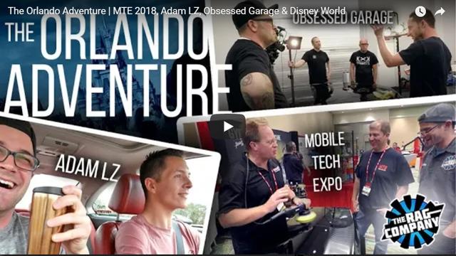The Orlando Adventure | MTE 2018, Adam LZ, Obsessed Garage & Disney World