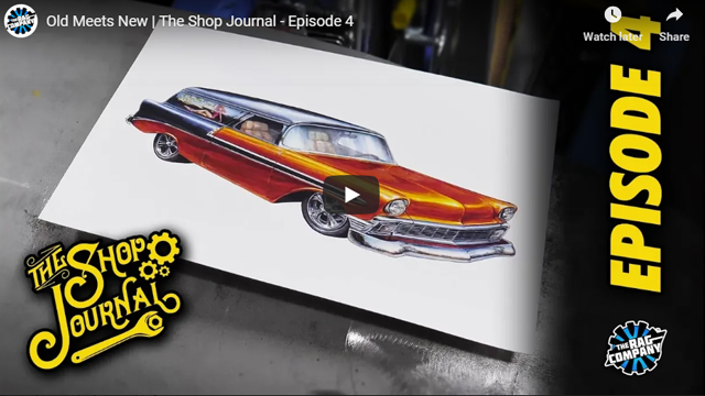 Old Meets New | The Shop Journal - Episode 4