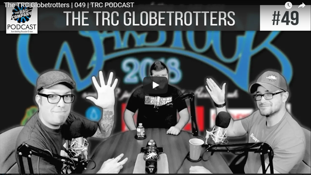 The TRC Globetrotters | 049 | TRC PODCAST