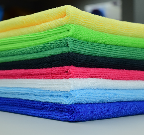 Edgeless 245 Microfiber Towels