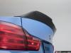 Turner Motorsport Carbon Fiber High Kick Rear Spoiler - M4 F82