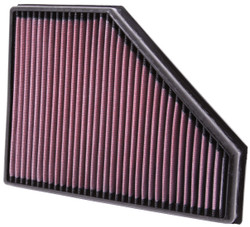 K&N Performance Air Filter - 1-Series (E81/E82/E87/E88) 120d 3/2007-2012