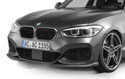 AC Schnitzer Front spoiler elements for BMW 1 series (F20/F21) LCI M Sport