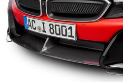 AC Schnitzer Carbon fibre front middle spoiler for BMW i8