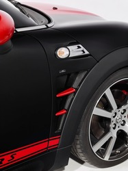 AC Schnitzer Sports front fenders for MINI Coupé (R58) and Roadster (R59)