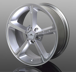 "AC Schnitzer Type IV silver alloy wheel sets 19"" for MINI Paceman (R61)"