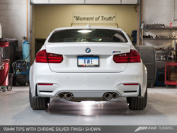 AWE Tuning BMW F8x M3 SwitchPath Exhaust System