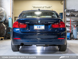 AWE Tuning BMW F3x 320i Touring Edition Exhaust