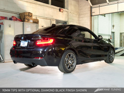 AWE Tuning BMW F22 M240i Touring Edition Axle-Back Exhaust
