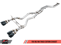 AWE Tuning BMW F8x M4 Track Edition Exhaust System