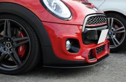 AC Schnitzer Front splitter for MINI convertible (F57) JCW
