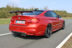 AC Schnitzer Carbon fibre Racing rear wing for BMW M4 coupé (F82) High