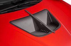 AC Schnitzer Carbon fibre bonnet vent for BMW i8 without strut