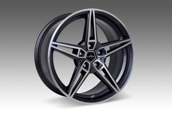"AC Schnitzer AC1 bi-colour alloy wheel sets 18"" for MINI Countryman (R60)"