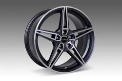 "AC Schnitzer AC1 bi-colour alloy wheel sets 19"" for MINI Countryman (R60)"