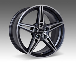 "AC Schnitzer AC1 bi-colour alloy wheel sets 19"" for MINI (F56) One / One D"