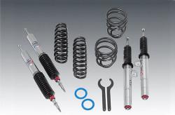 AC Schnitzer RS adjustable suspension R58 + R59 inc JCW