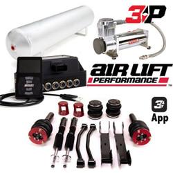 Air Lift Performance Digital 3P AirRide Kit - 1 Series E81 E82 E87 E88 / 1M