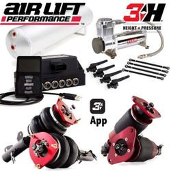 Air Lift Performance Digital 3H AirRide Kit - Mini Cooper Mk II R55/56/57/58