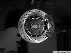 ECS Tuning 2-Piece Lightweight Front Brake Rotors - Pair (300x22) - E46