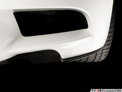 Turner Motorsport Delrin Bumper Protection Skid Plates Extended - E9X M3