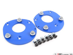 Turner Motorsport Front Fixed Camber Plates - Street/Track - E46