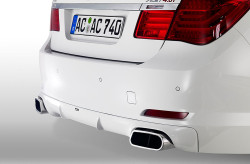 AC Schnitzer Dual sports exhaust for BMW 7 series (F01/F02/F04) 730d