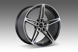 "AC Schnitzer AC1 20"" forged bi-colour alloy wheel sets for BMW M2 (F87)"