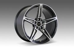 "AC Schnitzer AC1 20"" forged bi-colour alloy wheel sets for BMW M4 (F82/F83)"