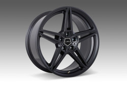 "AC Schnitzer AC1 anthracite alloy wheel sets BMW X6 (F16) 22"" wider rear"