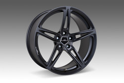 """AC Schnitzer AC1 anthracite alloy wheel sets 19"""" for MINI convertible (F57) 19"""" One / One D"""