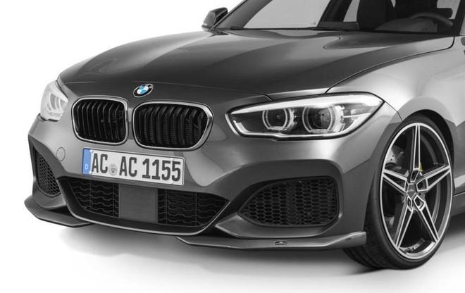 AC Schnitzer Front Spoiler Elements For BMW Series FF LCI M - Ac schnitzer spoiler