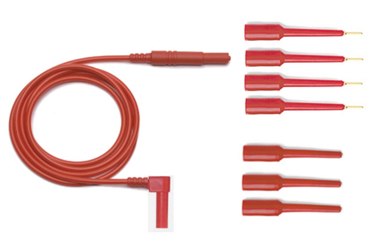9109 Pin & Socket Test Lead Kit