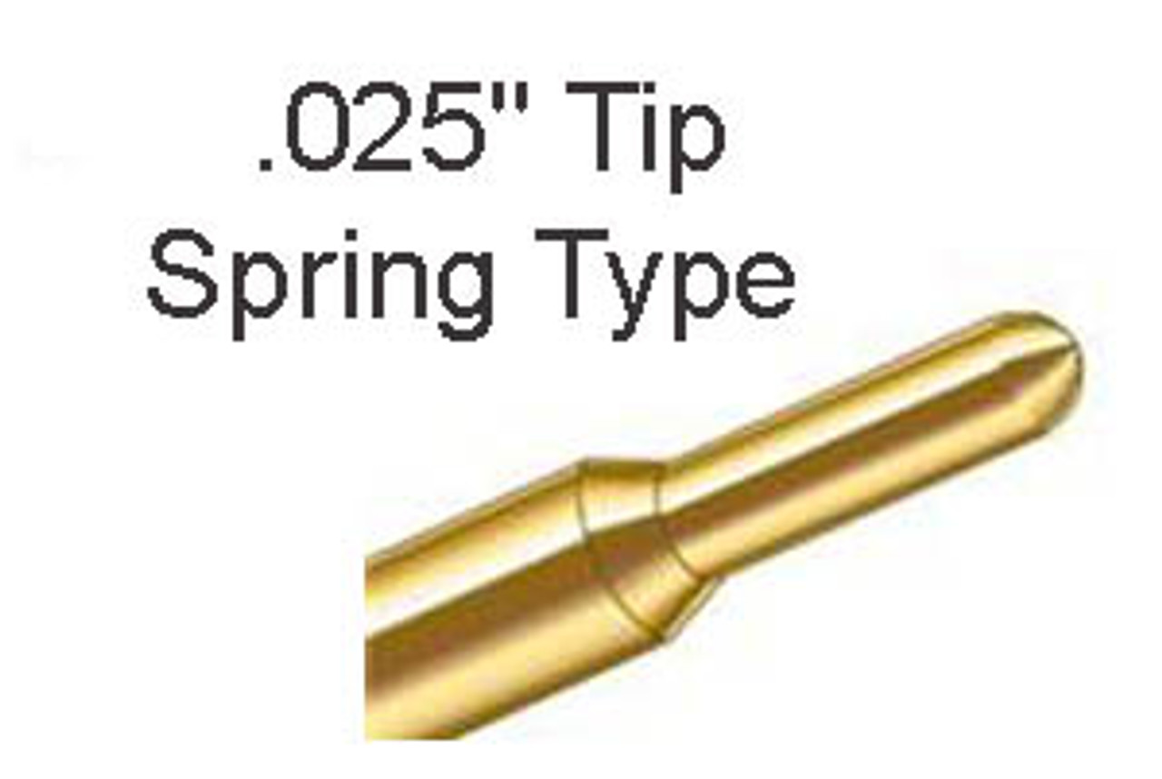8166 Rounded Tip