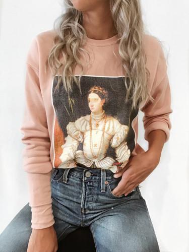 Lady Blanc Sweatshirt