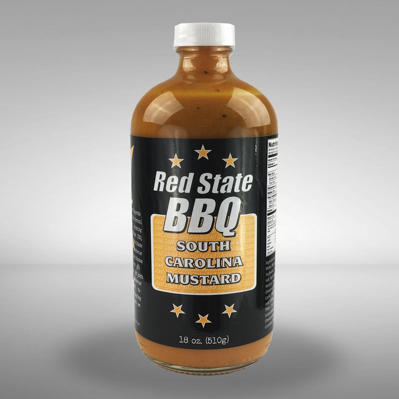 South Carolina Mustard