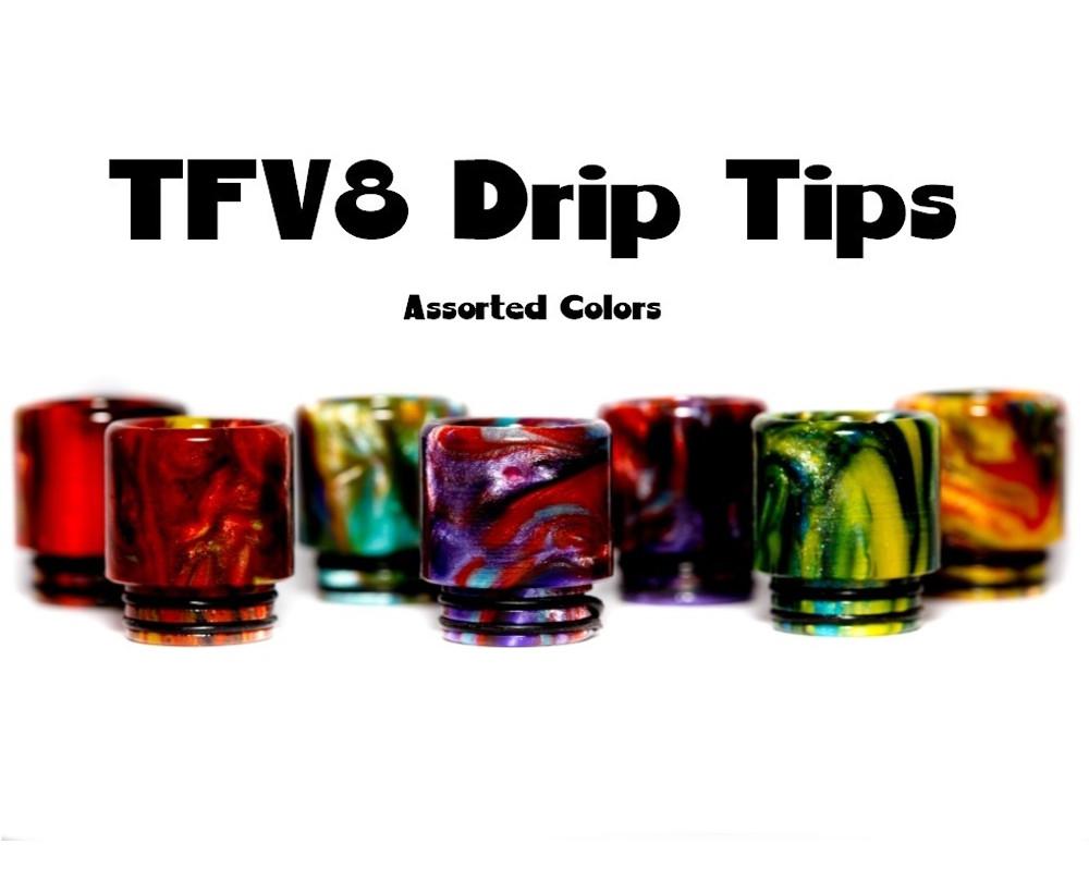 TFV8 Drip Tips