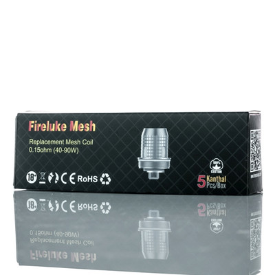 Freemax FireLuke Mesh Coils - Wickedly Hot Vapors