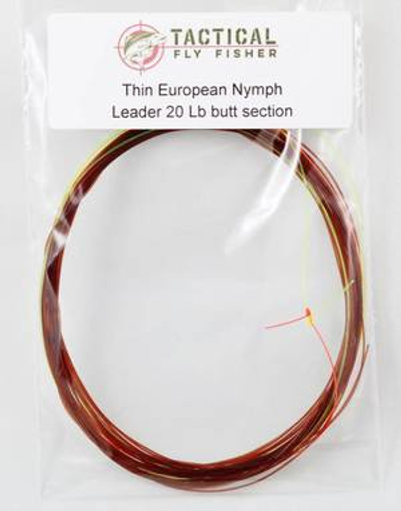 Tactical Fly Fisher European-Nymphing Leaders