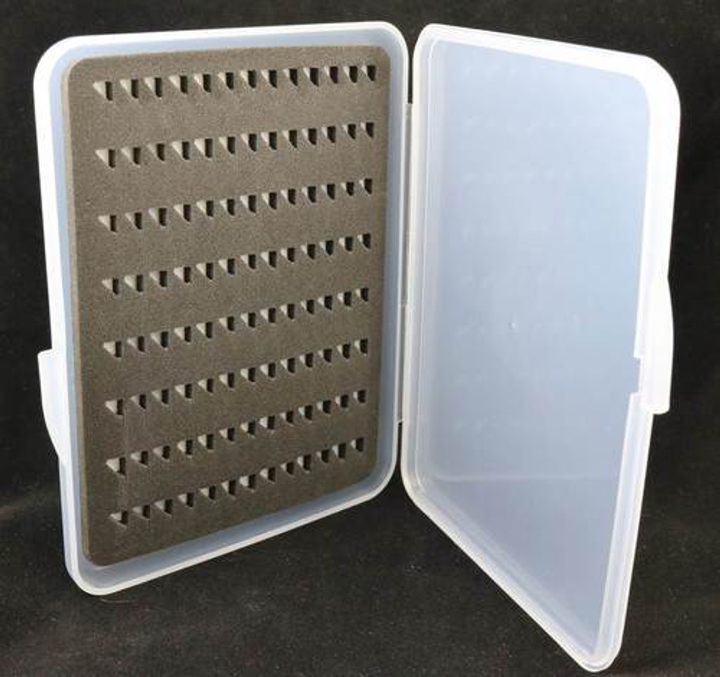 Tactical Fly Fisher Ultra-thin Foam Slot Fly Boxes