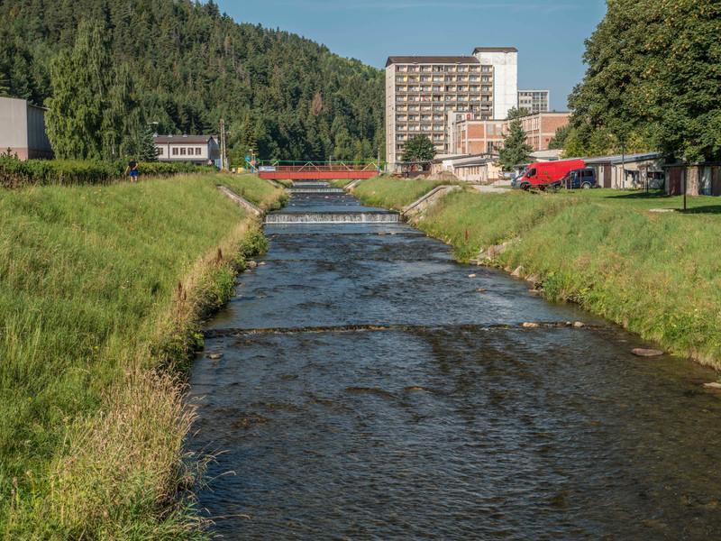2017 World Fly Fishing Championships in Slovakia: Session three on the Poprad River