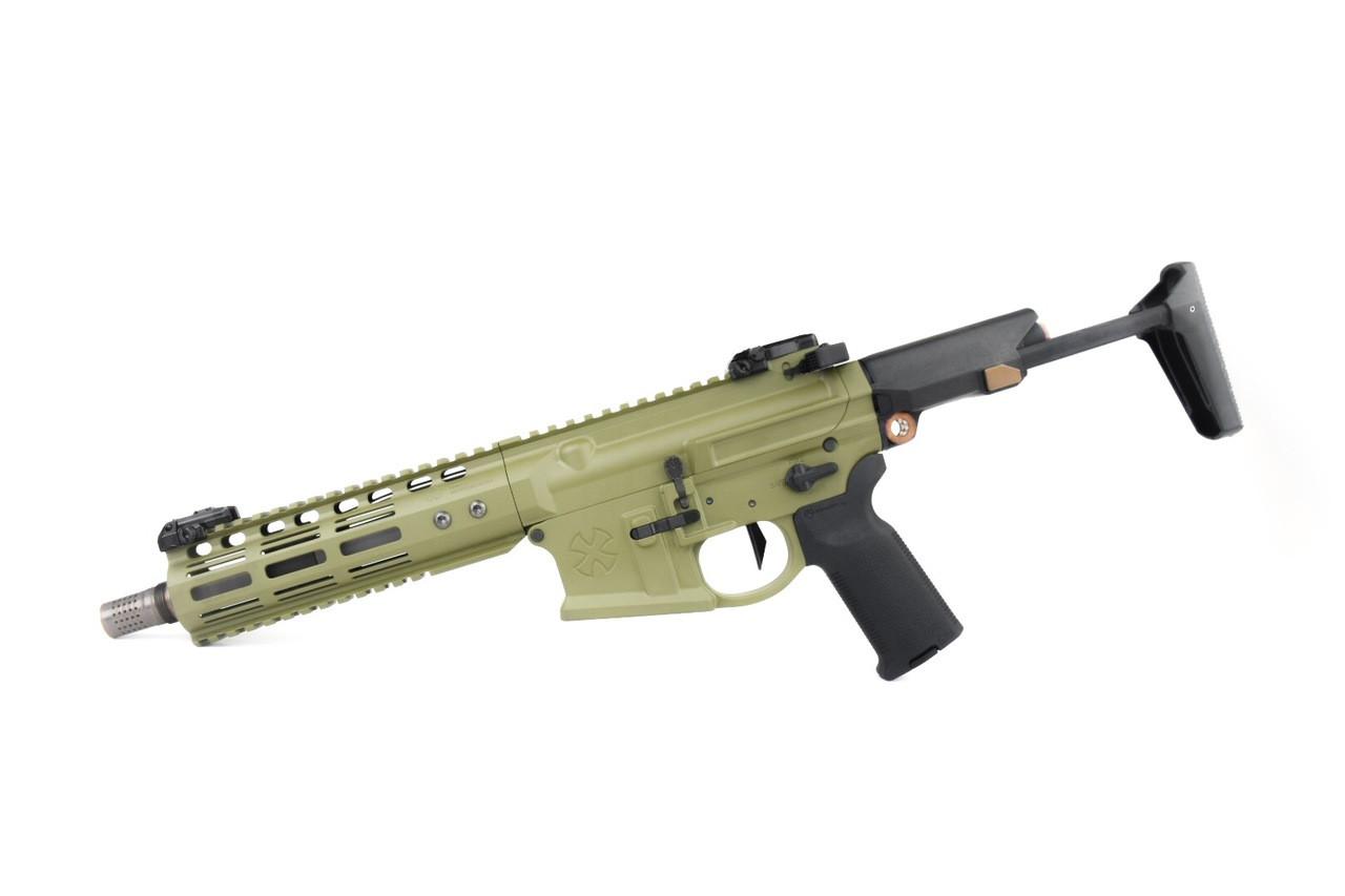 Noveske Bazooka Green Ghetto Blaster 5 56 8 Quot M Lok