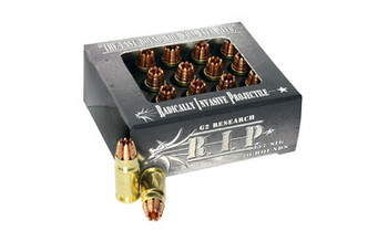 G2 Research Rip 357sig 92 Grain Weight 20/500