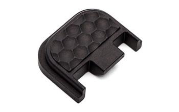 ZEV Aluminum Backplate Black