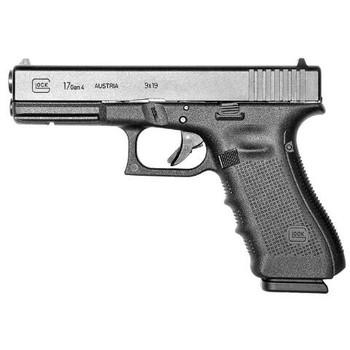 Glock 17 Gen4 9mm 10rd Mos